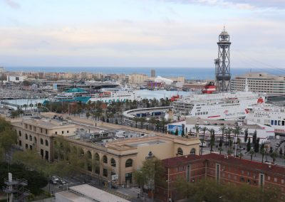 Port Vell de Barcelona